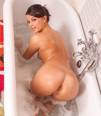 Soapy Sexy Girl