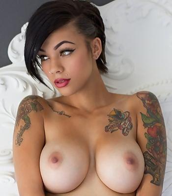 Peirced Sexy Girl