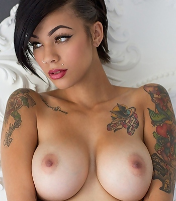 Topless Ink Gypsy