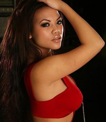 Melanie Red Dress