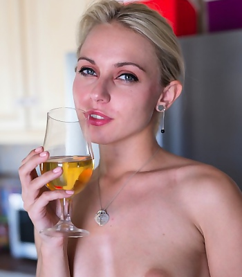 Chloe Toy Is One Sexy Blonde Nudist